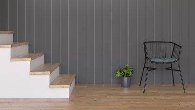 Abstellen von Gegenständen im Treppenhaus oder Hausflur: